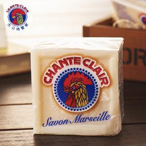 意大利原装进口 大公鸡头管家 进口精油婴儿洗衣皂(马赛味) 300g